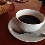 COCOCHI BURGERS - 特徴的な珈琲カップ