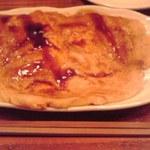 関西の味 串カツ マハカラ - イカ玉焼き(神戸流)