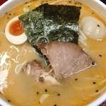 麺屋 文太 - 味噌パイタン*\(^o^)/*