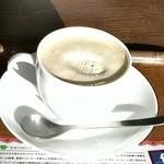 上島珈琲店 - 金胡麻ミルクコーヒー☆480円♪