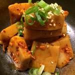 芝浦食肉 - ざぶとんメンマ