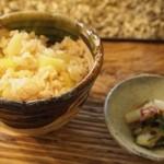守破離 - 帆立とジャガイモの炊き込みご飯