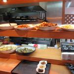 和旬惣菜 らぱす - 大皿お惣菜