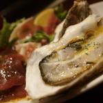 てっぱん焼きダイニング ゑびす - サロマ牡蠣