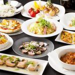 ONSA - コース料理