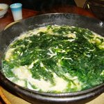 鶴亀 - 料理写真:しらうお雑炊