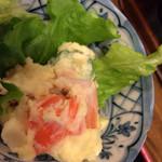 めし板垣 - ポテトサラダ