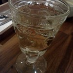 ハイスコアキッチン - 白ワイン
