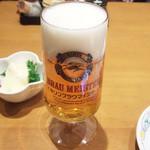 悠讃 - キリン ブラウマイスター(550円)
