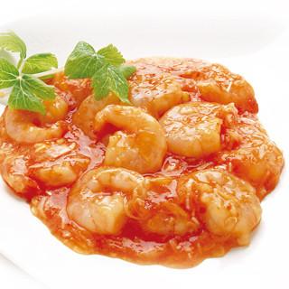 当店でも人気の高い中華の定番料理♪「冬のスタンダードコース」