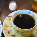 ラ・ヴァチュール - コーヒー 420円