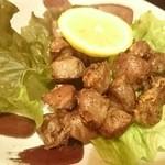 居酒屋蔵 - 料理写真:砂ずり塩焼き