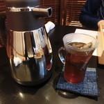 和食すがわら - 天然力茶