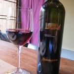 Cucina Italiana 東洞 - グラス赤ワイン 800円