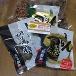 中野製菓 - 今回の購入は5種類です