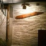 ブルーライトカフェ - 入口