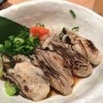 Sakanayadoujou - 炙りかきポン酢