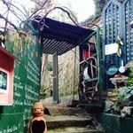 ミーシャのハーブ庭園 ブーケ ダルブル - 入口