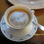 ア・タ・ゴール - コーヒー