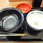 どん亭 - 完食
