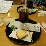 青山亭 - コーヒーセット