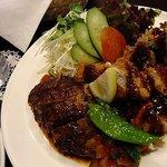 洋食マザー - 【洋食マザー】ランチ(1050円)のメイン。