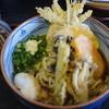 津田屋官兵衛  - 料理写真:豊前裏打ち会ではいつも野菜天ぶっかけの冷です。