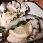 Nakamegurokakiiredoki - 生牡蠣