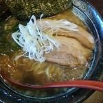 也 - 豚骨醤油ラーメン