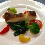 ビストロカワノ - 本日のお魚料理
