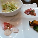 ヴィンコロ - ランチ前菜