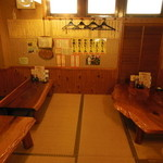 居酒屋大吉 - 店内2