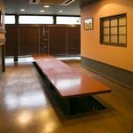 鳥魚 - 2階14名様まで可能の個室