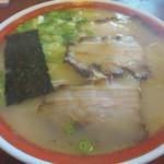 梅蘭芳 - とんこつ風なあっさり塩味 ¥400