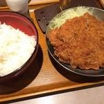 祭太鼓 - 塩かつ丼