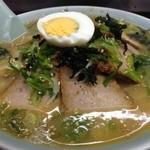 さりぽろ - 味噌叉焼麺