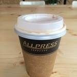 グッドラックコーヒー - カフェラテ