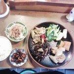 かよちゃん - 惣菜定食600円