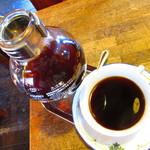 コーヒーハウス とむとむ - ブレンド