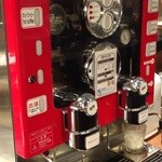 チャンパー - 201403 チャンパー ビュッフェコーナー(厨房向かい)カッコイイ「コーヒーメーカー」
