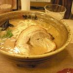 味噌乃家 - 味噌ラーメン あっさり ¥680(2014.3.28)