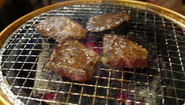 永秀 - 早速頂いてみると、脂も乗って肉厚感満点で非常に美味しいです。