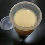 カラベル - <再訪>チーズの香り~。生チーズだそうです。
