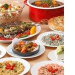 トプカプ - トプカプの味は南トルコの家庭の味です。