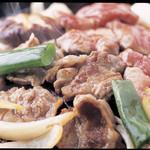 ジンギスカーン - 料理写真: