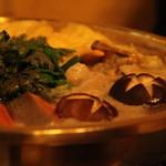 割烹 吉葉 - 吉葉鍋