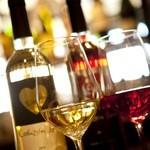 はまぐり庵 - ドリンク写真:はまぐりにおすすめ!白ワイン