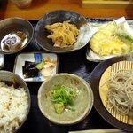 定七 - 料理写真:定七定食