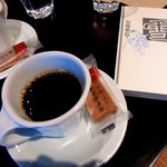 喫茶 六花文庫 - 珈琲・キャラメル付き
