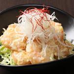 魚門 - ぷりぷり海老マヨ